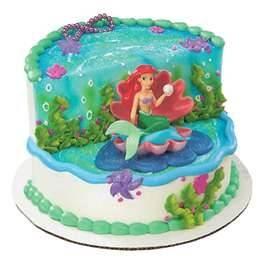 ariel birthday cakes | Barbie Little Mermaid Birthday Cake Cccakes Pictures
