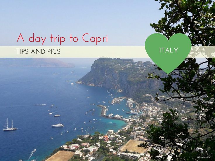 A day trip to Capri, Italy: Tips and pics. My day trip to Capri was both wonderful and exhausting. Here's what I did, what I'd do again and what I'd do differently if I visited Capri again.