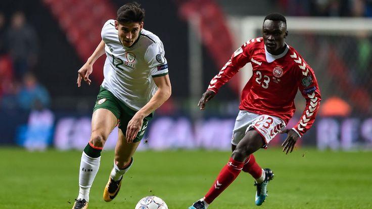 Kasper Schmeichel critical of Denmark's 'horrendous' pitch after playoff draw