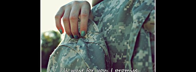 25+ Best Military Girlfriend Quotes On Pinterest