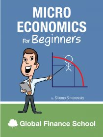 The Micro Economics for Beginners book helps you understand the concepts and terminology of a college level first year economics course. You do not need to know mathematical equations to understand the basic concepts presented throughout this book: the use of real-life examples and easy to read graphs makes the content easy to grasp. Upon completing Micro-Economics for beginners, you will have the knowledge and understanding of a beginning economist level.