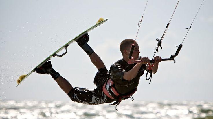 Kitesurfing Fanø