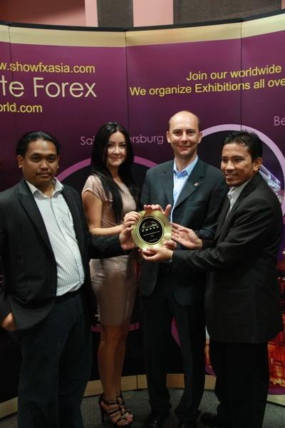 International exhibition «ShowFX World» in Singapore