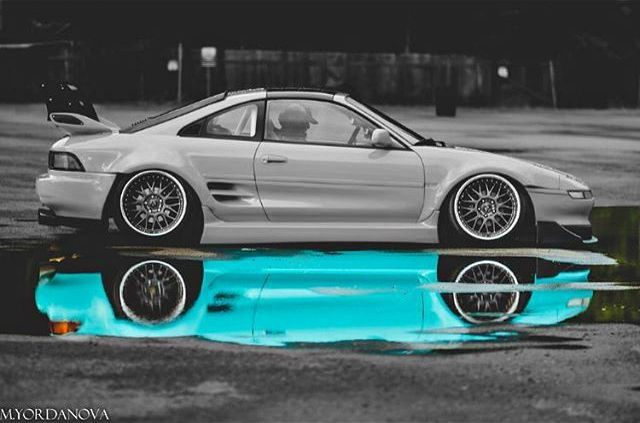 Toyota MR2 W20 @mr_2_low