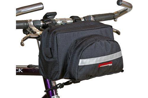 Top 10 Best Bicycle Handlebar Bags Reviews In 2020 Handlebar Bag