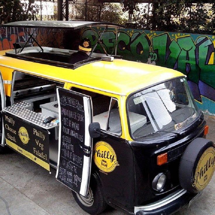 (A través de CASA REINAL) >>>>>  65 Food Trucks para você se inspirar - Assuntos Criativos