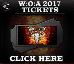 Wacken Open Air - Tickets