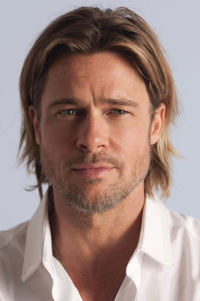 Brad, 48 years old: I Observed That The Campaigns, Men Hair, The Faces, Bradpitt, Brad Pitt, Long Haircuts, Beautiful People, Male Faces, Get Older