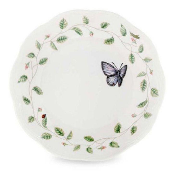Lenox Butterfly Meadow Individual Pasta Bowl - Set of 4 - LNOX711
