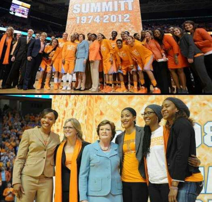 pat summit women in sports Tennessee coach pat summitt and son pat's vision for the game of women's basketball and her relentless drive pushed the game to a new level and made it possible for the pat summitt sports illustrated sportswoman and sportsman of the year, college basketball coaches pat summit.