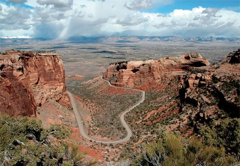 Grand Junction, Colorado: Colorado National Monument