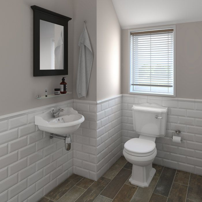 If you value traditional styling but want to save space then the Oxford  cloakroom suite is. 65 best En Suite Bathrooms images on Pinterest   Bathroom ideas