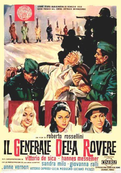 Il Générale Della Rovere (1959)