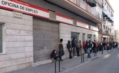Desempleo en la zona euro alcanza nuevo récord | Info7 | Economía