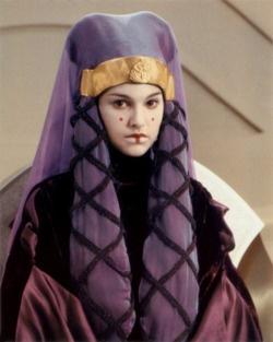 princess amidala star wars