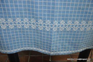 De Borduurvrouw: Beiers Bont borduren