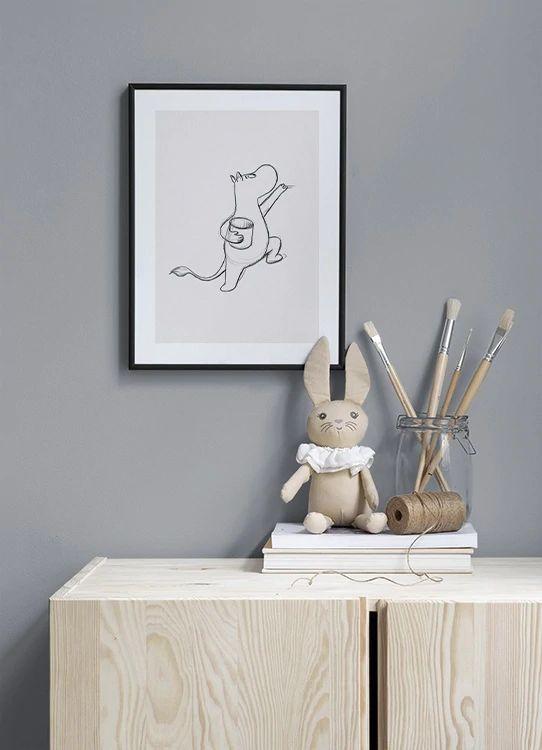 Moomin Led Light