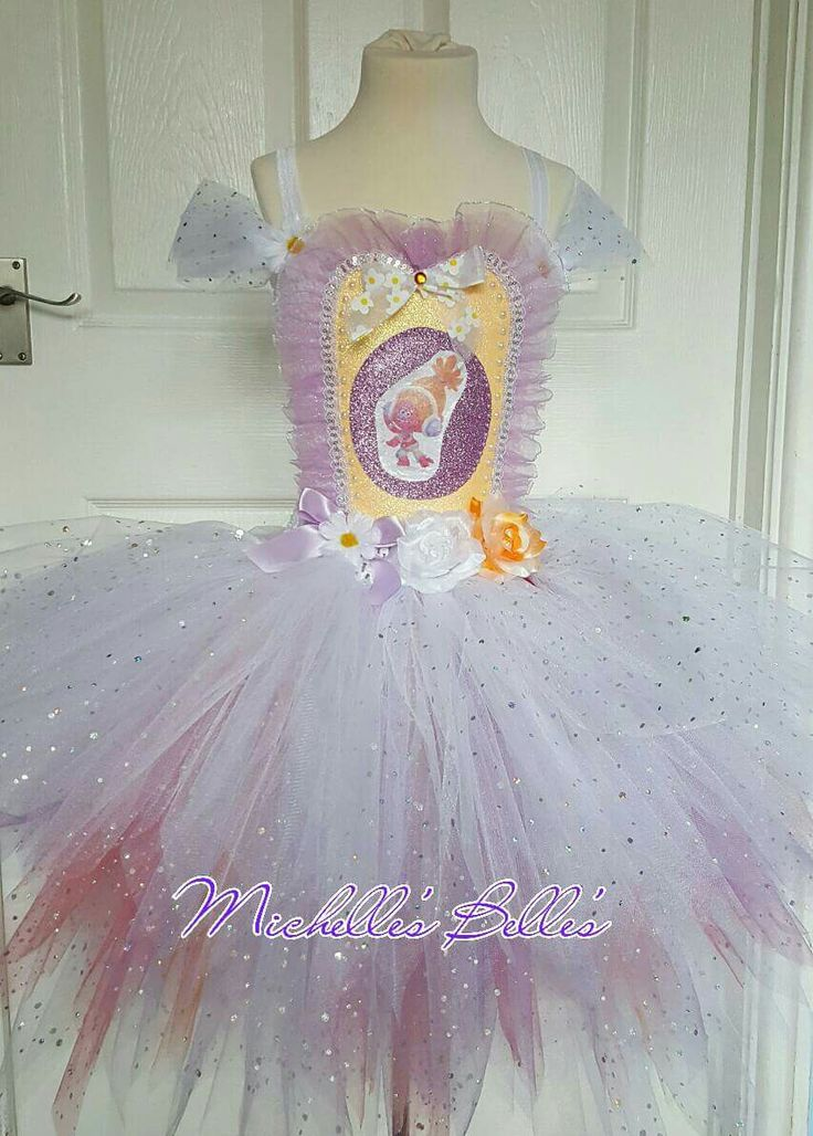 DJ Suki tutu dress by Michelle's Belle's tutu