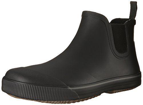 Tretorn Men's Strala Rubber Boot,Black/Black,42 M EU (US Men's 9 M) - http://authenticboots.com/tretorn-mens-strala-rubber-bootblackblack42-m-eu-us-mens-9-m/