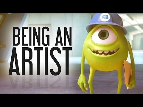 What Ratatouille and Monsters University Taught Me About Being an Artist - YouTube