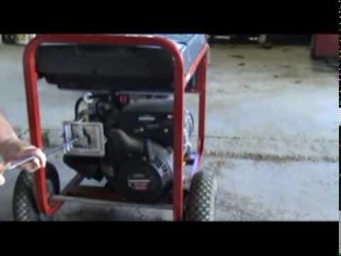 Briggs And Stratton 10hp Generator Carburetor Repair Youtube Generator Repair Repair And Maintenance Repair Manuals