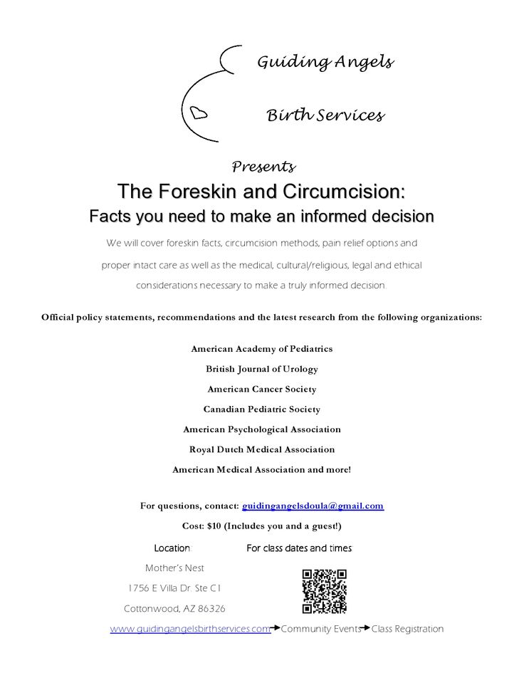 a social and medical misconception of the male circumcision Caring for the uncircumcised penis:  there are potential medical benefits of newborn male circumcision,  misconception encountered in our.