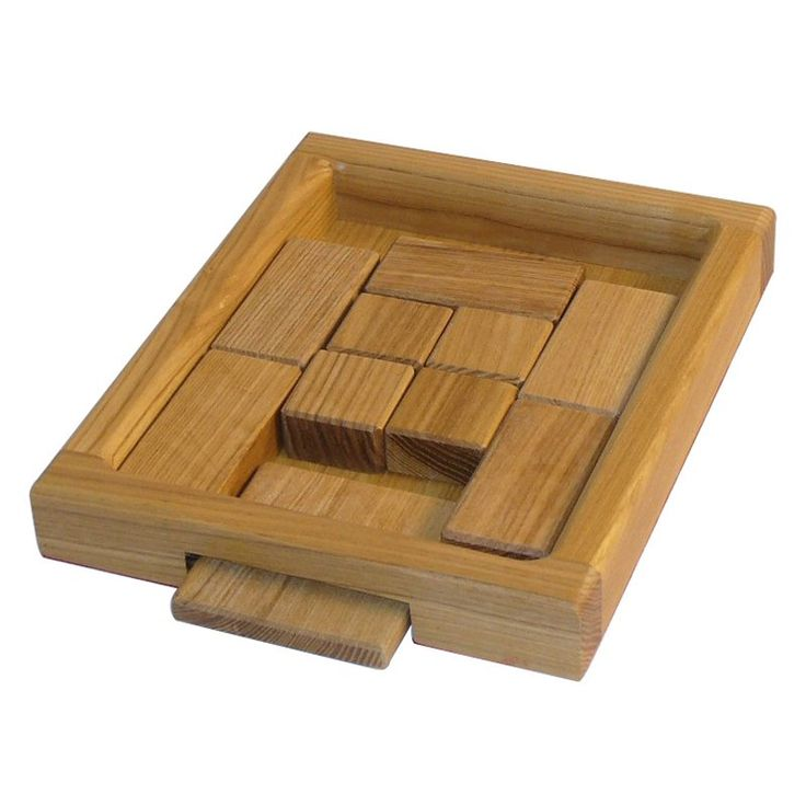 Square Root Square Root - Hardwood Oak - SQ01