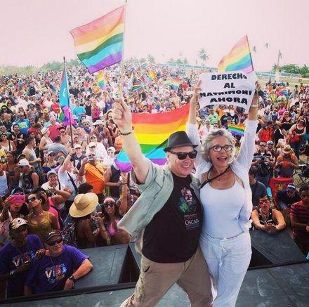 La Coalición Orgullo Arcoiris (COA) realizó la tradicional Parada de Orgullo Lésbico, Gay, Bisexual, Transgénero, Transexual, Intersexual y Queer junto con su vistoso evento de clausura el Puerto Rico Pride Fest.