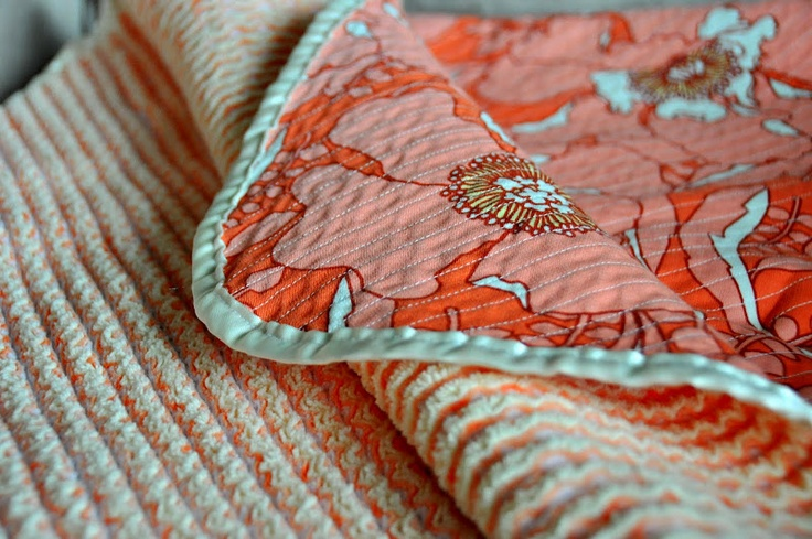 Tutorial on how to make chenille blankets.  It's really beautiful!