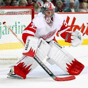 Richard Wolowicz, Getty Images, Detroit Red Wings, Jimmy Howard, Preview