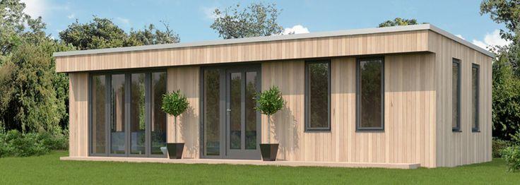 Prefab granny annexes from ihus access granny pods for Granny pod builders