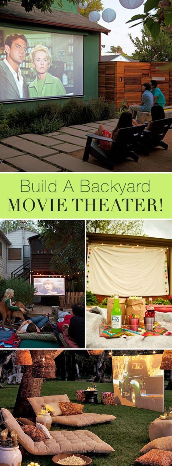 14 ideas creativas para un mejor patio trasero