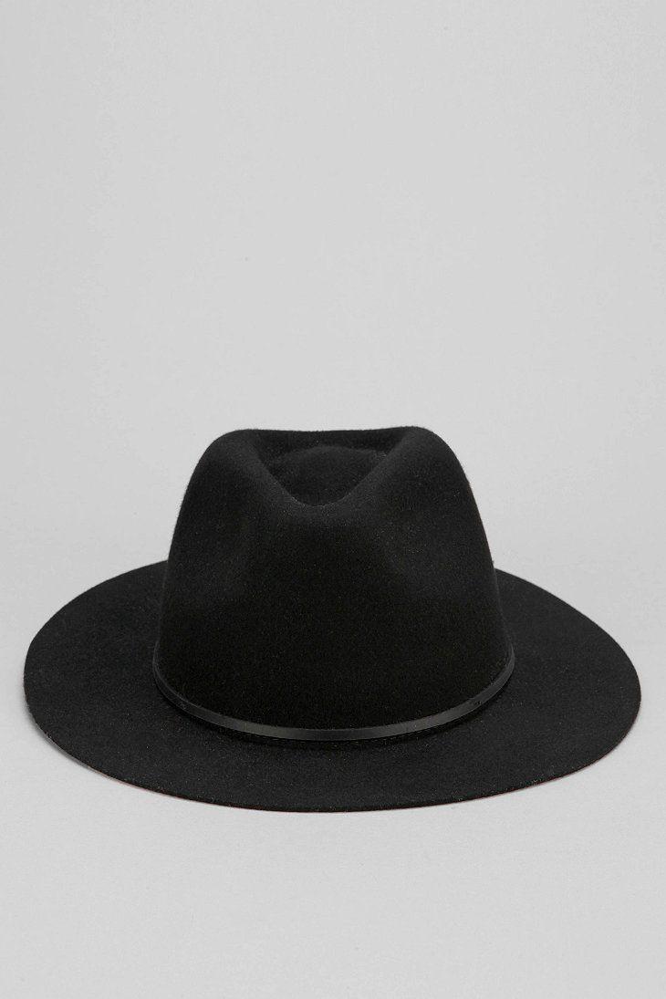 UO 'Brixton Wesley Wide-Brim Fedora' | $52