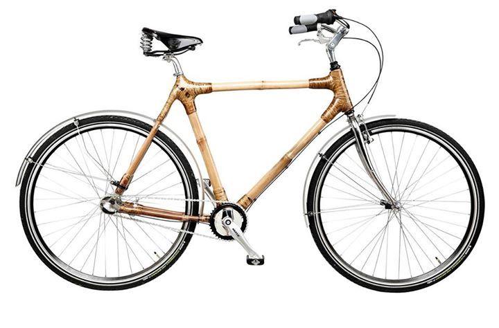 Kwame bambus cykel 7000,-
