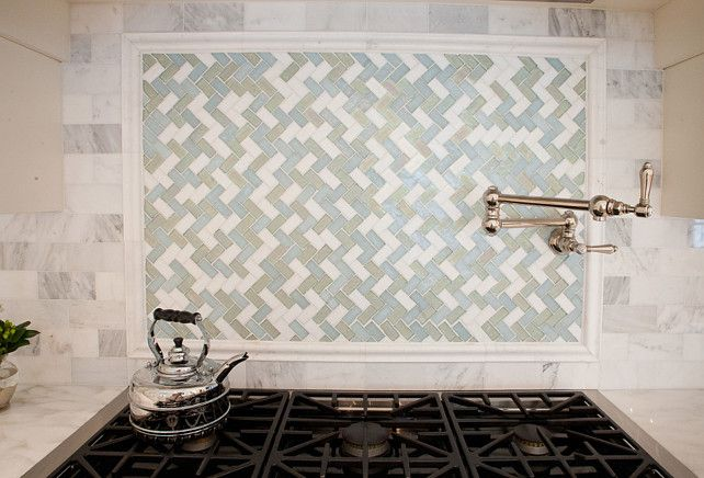 17 Best Images About Inspiration Kitchens On Pinterest Kitchen Backsplash Stove And Mosaic
