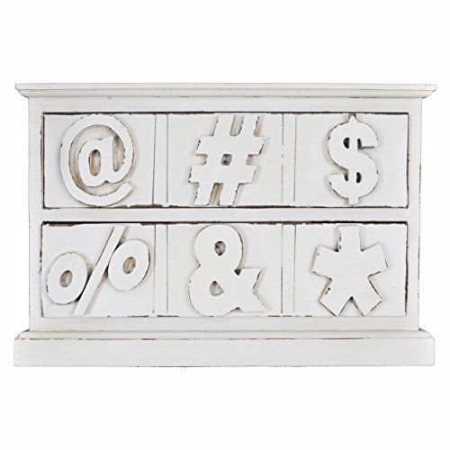 Distressed Wood Desk 2 Drawer / Cabinet with Symbols Symbols (Distressed Cream) Home Office Collection http://www.amazon.com/dp/B00KGFUFRM/ref=cm_sw_r_pi_dp_AAqUvb0D4SGCX