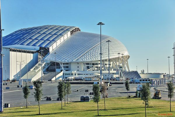 Fisht Olympic Stadium Venue for: Opening and Closing Ceremonies Capacity: 40,000…
