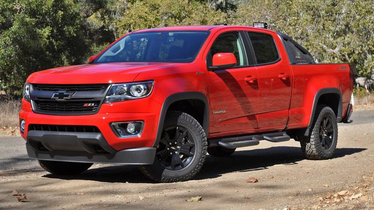 The 2016 Chevy Colorado Duramax and GMC Canyon are the most efficient pickups on the market, according to the newly announced EPA fuel economy estimates.