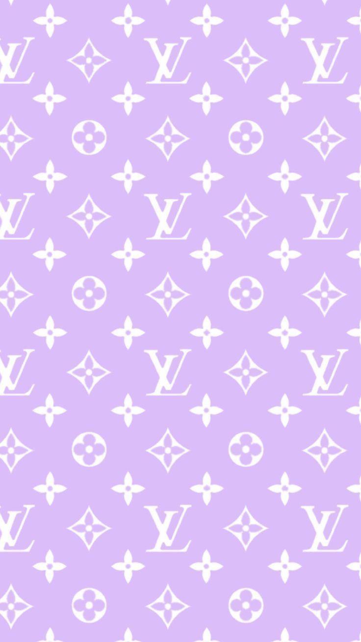 A Baddie Lv Wallpaper In 2020 Pink Wallpaper Iphone Hype
