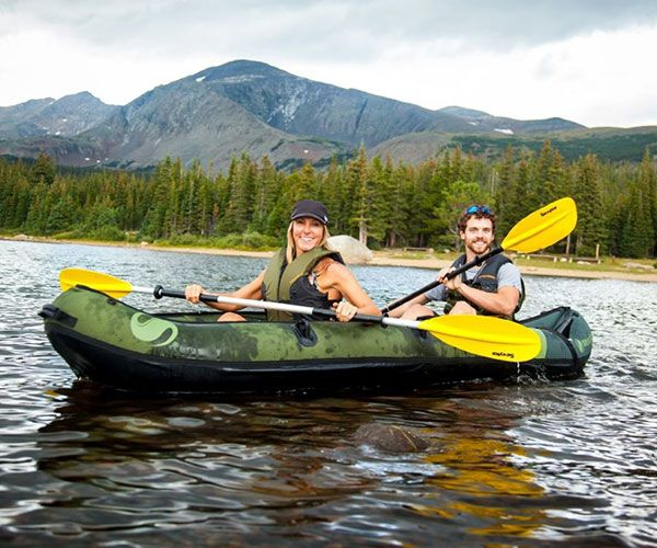 25+ Best Ideas About 2 Person Fishing Kayak On Pinterest