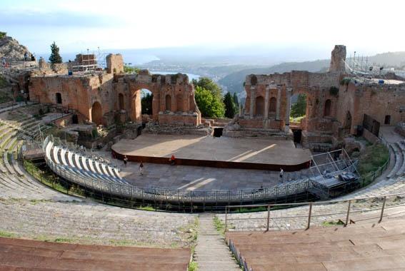 Sicilië (Taormina) - Italië