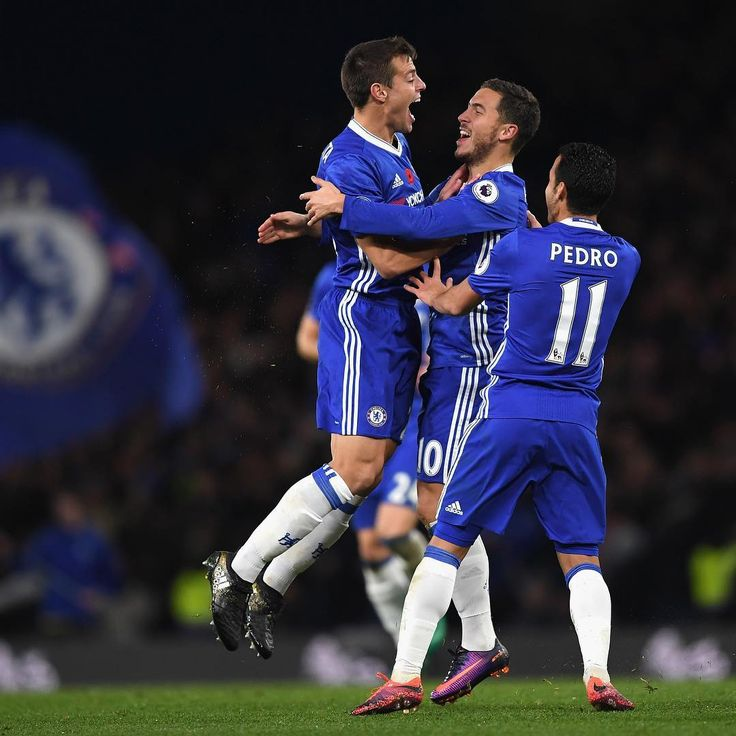 PL #11: Chelsea 5-0 Everton Hazard's 6th, 7th goals Alonso's 1st goal Costa's 9th goal Pedro's 2nd goal