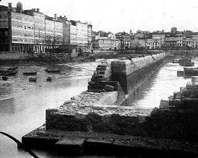 Fotos antiguas puerto de la corua 43