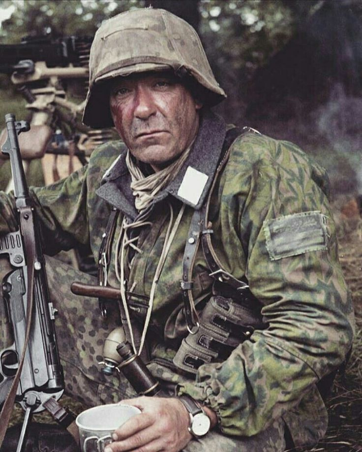 WWII - German infantry