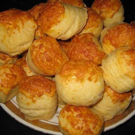 Elronthatatlan sajtos pogácsa Recept képekkel -   Mindmegette.hu - Receptek