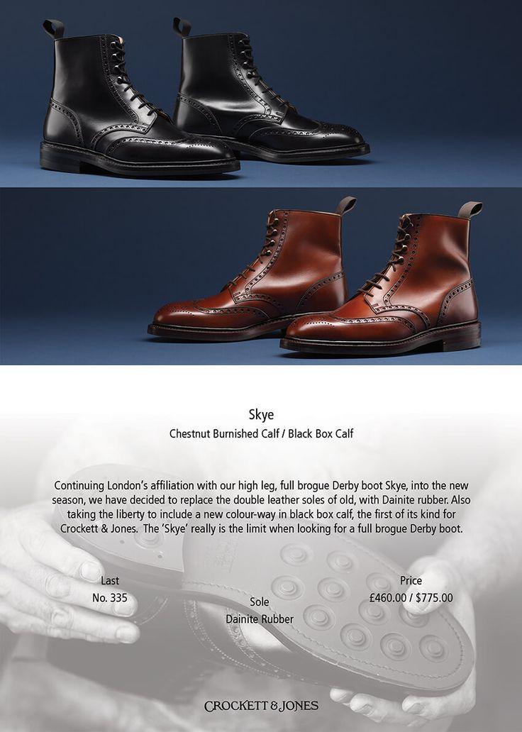 Crockett & Jones Autumn Winter 2015 Collection / Crockett & Jones Development WordPress
