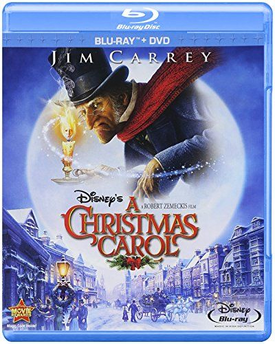 From Walt Disney Pictures comes the magical retelling of Charles Dickens' beloved tale - Disney's A Christmas Carol, the high-flying, heartwarming adventure for the whole family, starring Jim Carrey. When three ghosts take penny-pinching Scrooge on an eye-opening journey, he discovers the true meaning of Christmas -- but he must act on it before it's too late. Complete with spirited bonus features, this exhilarating and touching Disney classic is destined to be part of your holiday…
