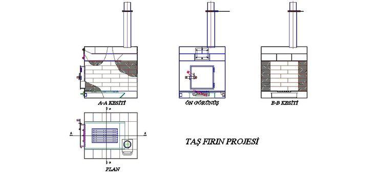 Dwg Adı : Taş fırın projesi  İndirme Linki : http://www.dwgindir.com/puanli/puanli-2-boyutlu-dwgler/puanli-cesitli-dwgler/tas-firin-projesi.html