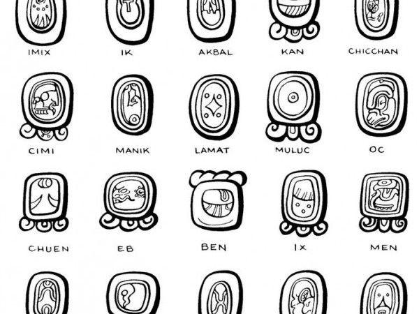 La astrología maya - Un día más culto
