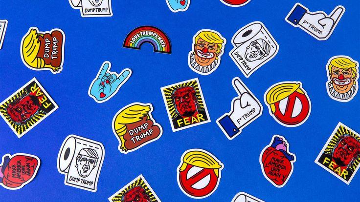 Pins Won't Save The World – Sagmeister & Walsh